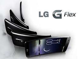 Lanzamiento del LG G Flex
