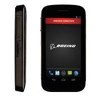 Lanzamiento del Boeing Black