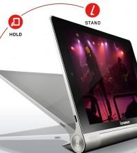 La Yoga Tablet de 8 pulgadas de Lenovo