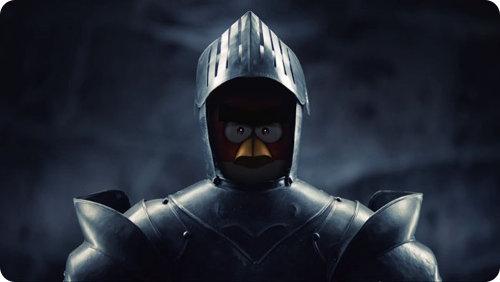 Angry Birds viaja a la Edad Media
