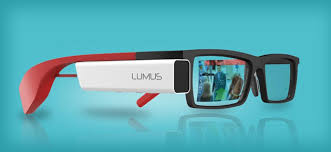 Las gafas inteligentes de Lumus