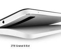 Lanzamiento del Grand S EXT de ZTE