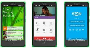 Lanzamiento del Nokia X