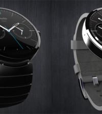 Moto 360 Reloj con Android Wear
