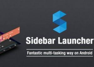Sidebar Launcher personaliza tu Android.