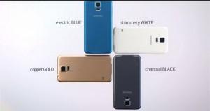 Lanzamiento del Samsung Galaxy S5