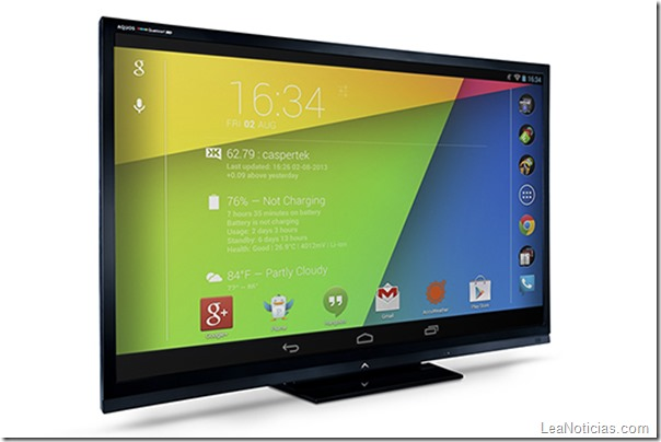 Android para Smart TV