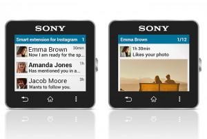 Nueva extensión para Sony Smartwatch 2