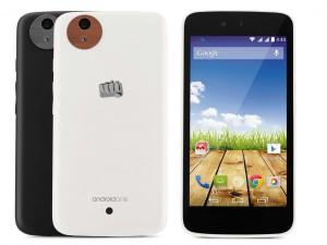 Lanzamiento de Android One