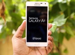 Lanzamiento del Samsung Galaxy A 5