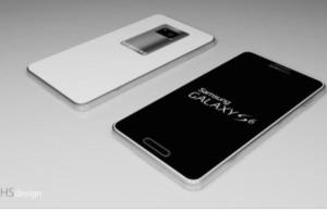 Lanzamiento del Samsung Galaxy S6