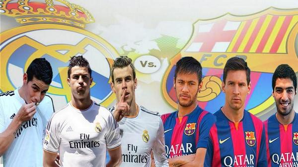 Barcelona Real Madrid